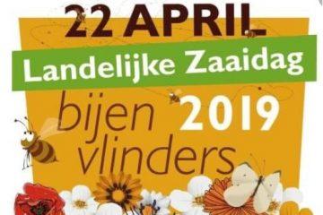 Landelijke Zaaidag april 2019